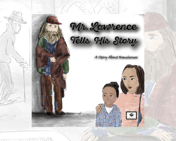 eBook cover for Book Prunelle's Mr Lawrence