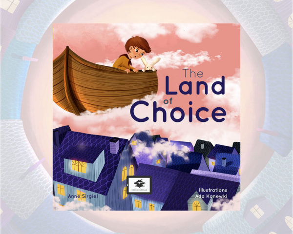 Book cover for Book Prunelle's the land of choice