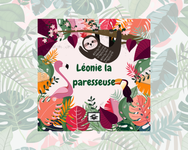 book-prunelle-cover-leonie-la-paresseuse