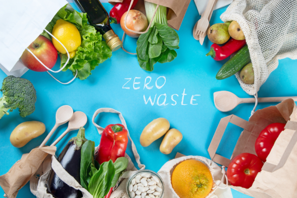 zero waste food cooking