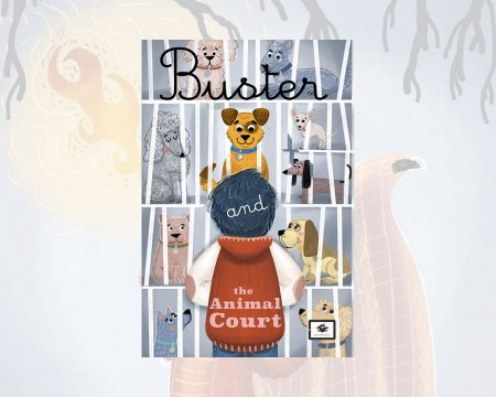 eBook cover for Book Prunelle's Buster and the Animal Court