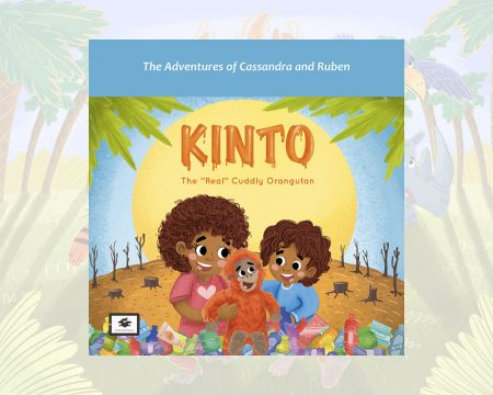 eBook cover for Book Prunelle's Kinto